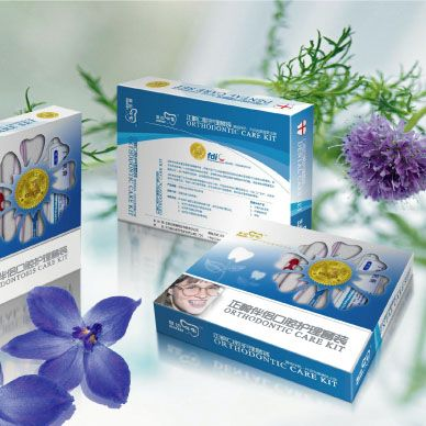 Orthodontic care kit-2