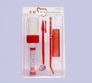 Orthodonic care kit