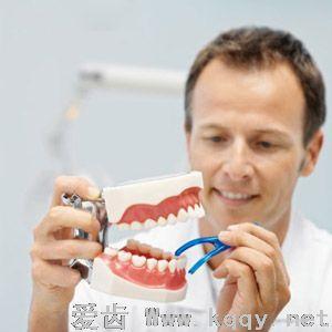 牙线棒的正确使用方法(图)